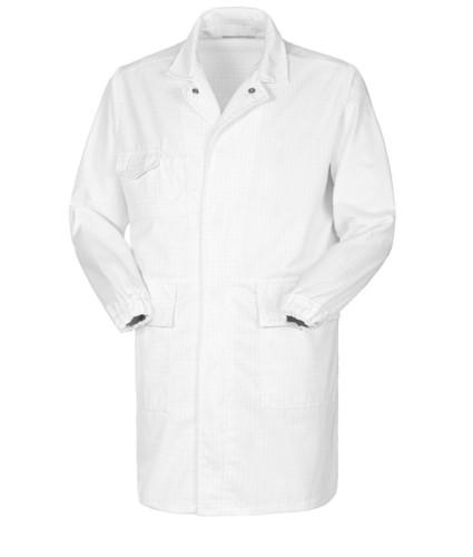 Weisser antazider und antistatischer Laboranstrich