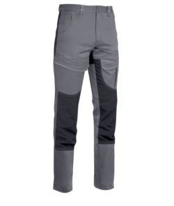 Elastictaed Multi-Pocket Trousers