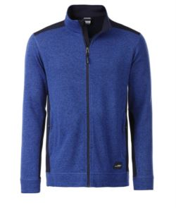 Fleece Jacke (Knitted Fleece)