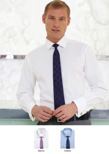 Langarm Shirt fuer elegante Arbeitsuniform