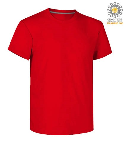 Kurzarm Rundhalsausschnitt T-Shirt