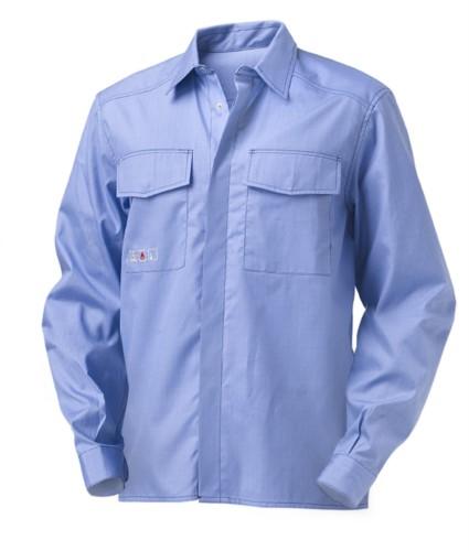 Longarm Multi-Norm Hemd